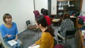 ヒプノ講習