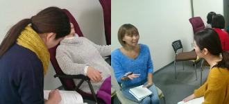 ヒプノセラピー練習会
